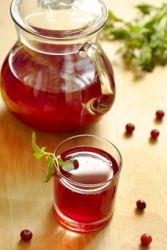 Готовим для детей чаи из ягод и морсы