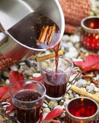 рецепт глинтвейна из красного вина