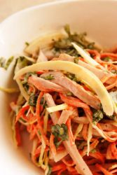 вкусные салаты с корейской морковью рецепты