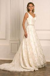Свадебное платье во французском стиле