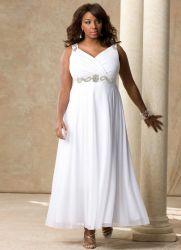 Весільні сукні для повних b5a367b2a75eb