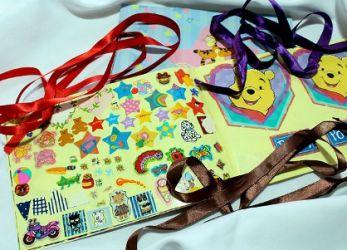Как украсить школьный дневник фото 2