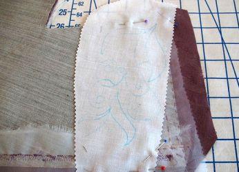 техника вышивки бисером 12