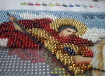 вышивка бисером для начинающих фото 6