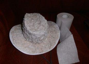 Ковбойская шляпа своими руками28