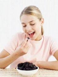 Витамины в черносливе