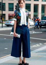 юбка брюки 2015