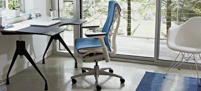Как выбрать удобное компьютерное кресло?