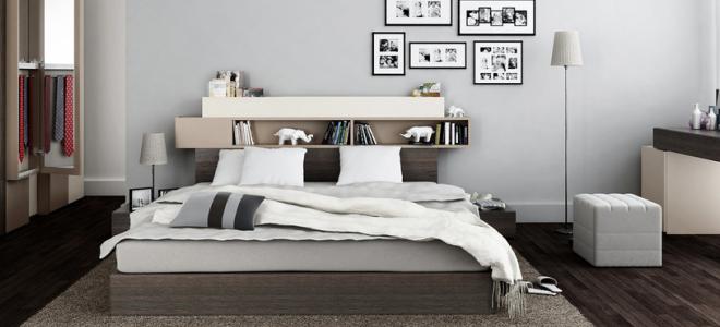 Ами мебель кровати с матрасом