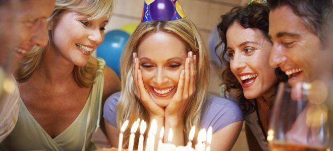 Конкурс для девушек на день рождения