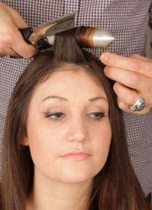 Прическа волны на длинные волосы