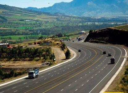 Эквадор дороги