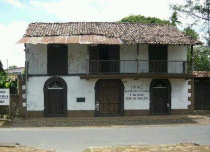 Historia y de Arte Jose de Obaldia