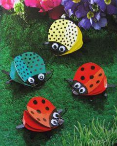 поделки насекомые 8