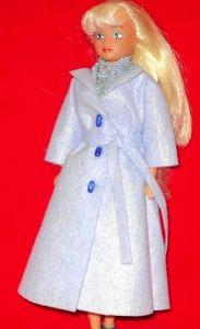 Как сшить одежду для кукол 6