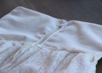 Кружевное платье своими руками12
