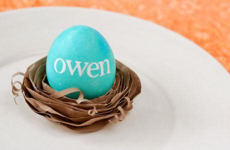 Подставка для яиц своими руками4
