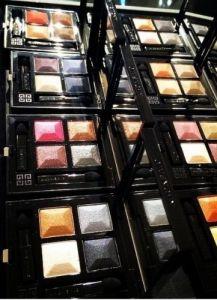 весенняя коллекция макияжа живанши 2015 4