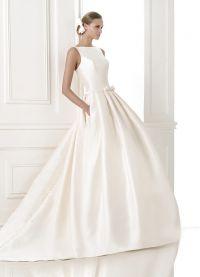 Эксклюзивные свадебные платья из