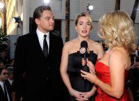 совместное интервью Кейт и Леонардо