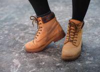 с чем носить женские ботинки тимберленд8