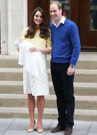 второй ребенок Кейт и принца Уильяма появился всего 7 месяцев назад