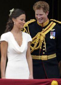 принц Гарри тайно встречается с Пиппой Миддлтон