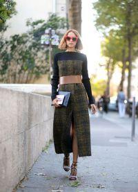уличная мода весна 20161