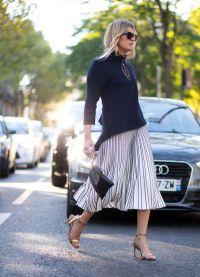уличная мода весна 20168