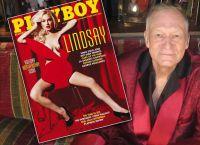 Хью Хефнер основал журнал Playboy