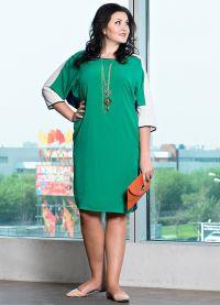 платье балахон1