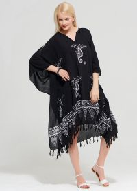 платье балахон2