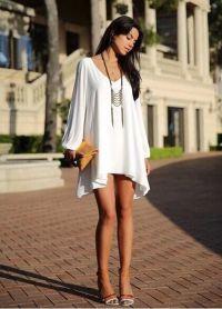 платье балахон4