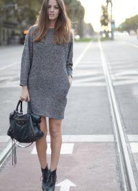 платье свободного кроя10