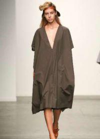 платье свободного кроя14