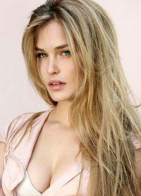 Какие брови подходят блондинкам