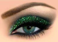 Смоки для зеленых глаз