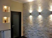 Стены в прихожей варианты отделки