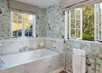 Дешевая отделка ванной комнаты