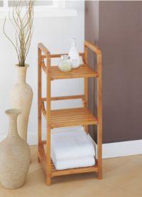 деревянные этажерки для дома8