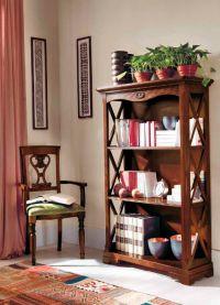 деревянные этажерки для дома9
