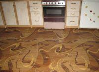 Какое напольное покрытие лучше для кухни