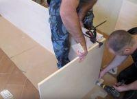 Шкаф для коридора своими руками6