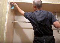 Шкаф для коридора своими руками30