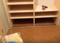 Шкаф для коридора своими руками39