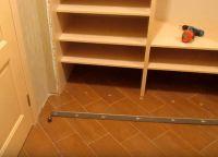 Шкаф для коридора своими руками40