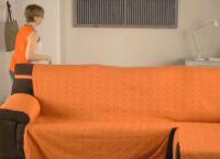 Чехол на угловой диван9