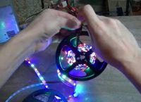 Светодиодная подсветка для аквариума своими руками3