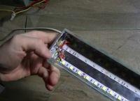 Светодиодная подсветка для аквариума своими руками23