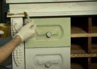 Мебель под старину своими руками15